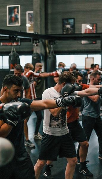 boksclinic golden gloves